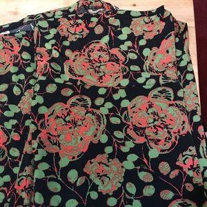 LulaRoe Maxi Skirt 3XL BNWOT